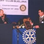 Čestitke iz RC Mostar