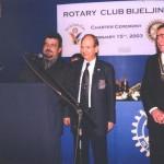 Slobodan Marković iz RC Banja Luka je pozdravio goste